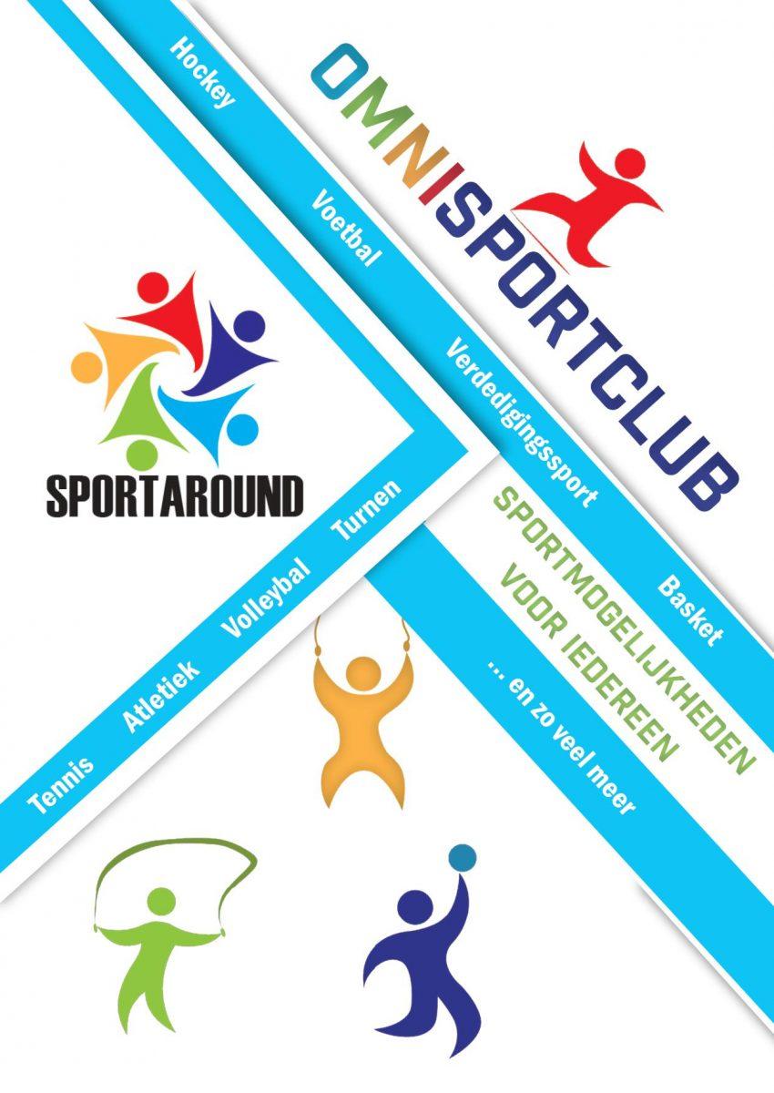 Flyer Omnisportclub - Cover