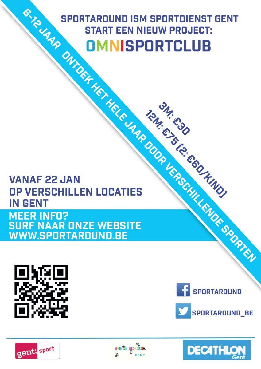 Flyer Omnisportclub Info